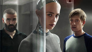 Ex-Machina Alex garland robot