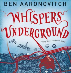 ben aaronovitch whispers underground cover