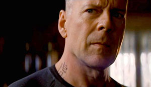 looper bruce willis time travel