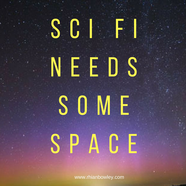 science-fiction films novels writing