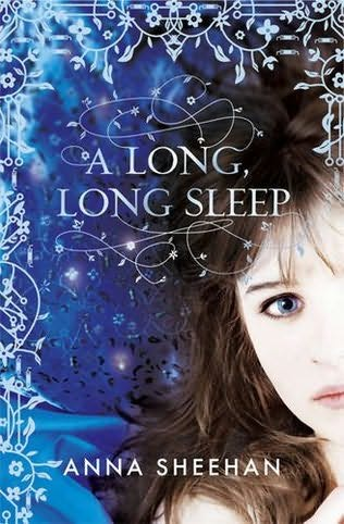 cover of A Long Long Sleep by Anna Sheehan