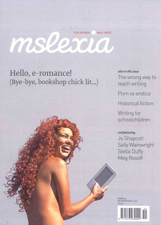 mslexia cover
