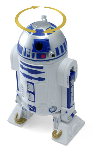 r2d2 peppermill think geek