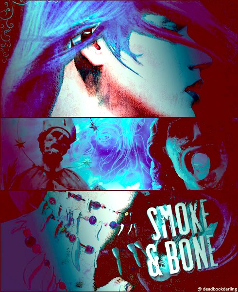 daughter of smoke and bone laini taylor fan art