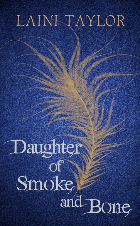 daughter of smoke and bone laini taylor cover